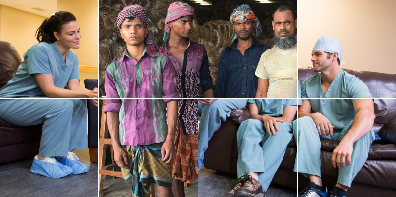Bangladeshi Men